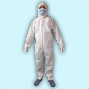 ชุด PPE+ผ้าปิดจมูก